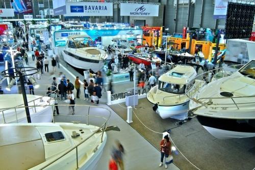 扬帆2017上海游艇展