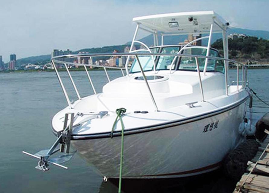 27英尺钓鱼艇(豪华型)
