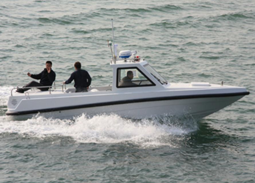 7.2m工作艇