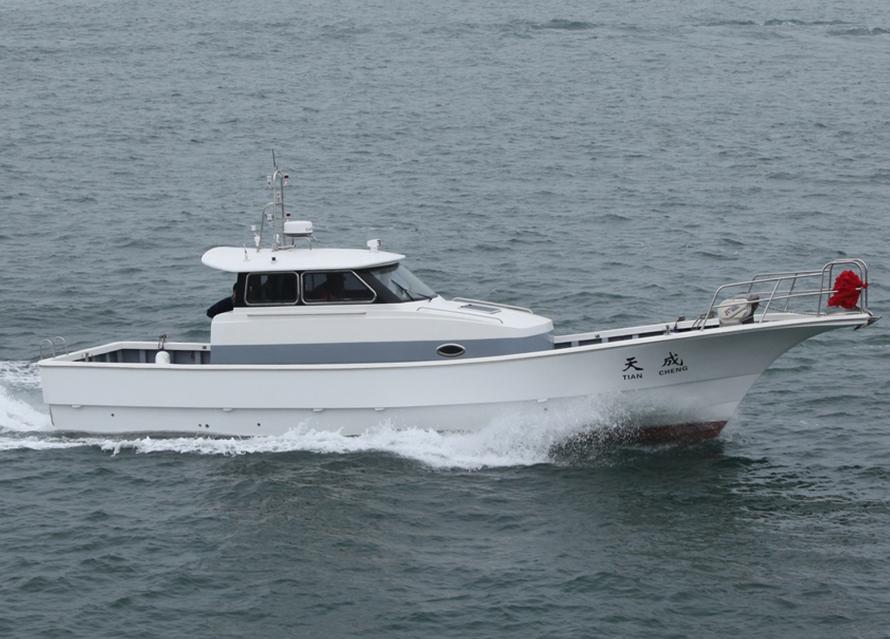 43英尺钓鱼艇