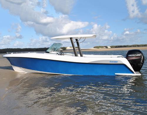 6.6米钓鱼艇