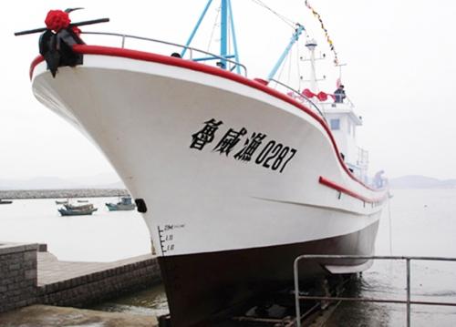 31.8m拖网渔船