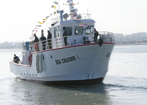 18.5m围网渔船