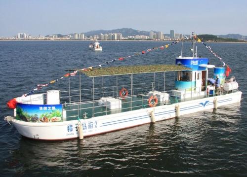60英尺半潜船