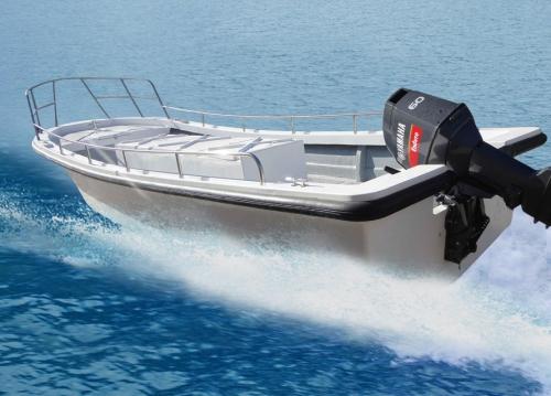7米休闲海钓船