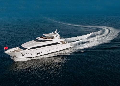 115英尺游艇
