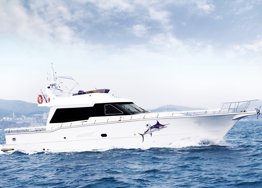 60ft yacht