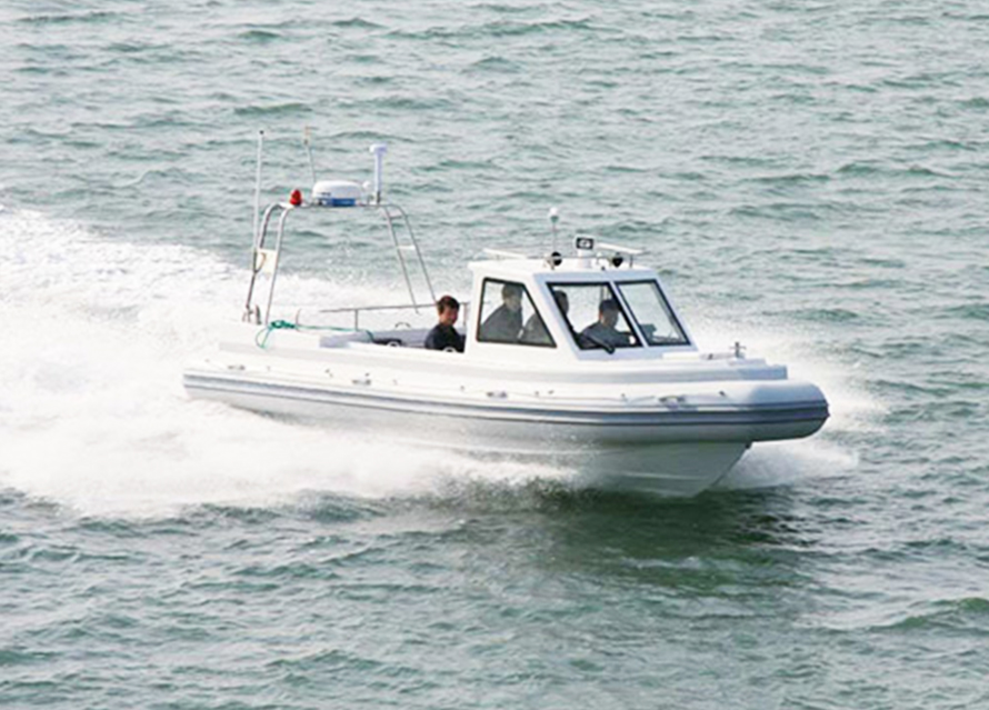 7.3m working boat