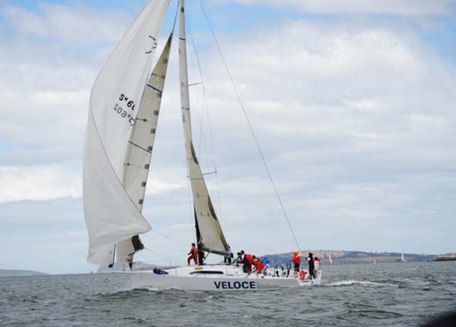 44ft sailboat