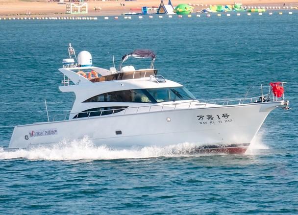 68ft yacht