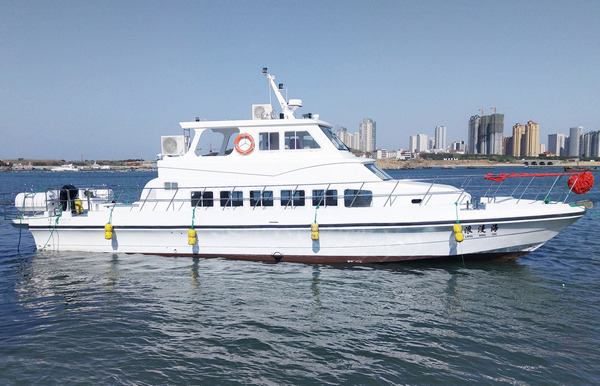 62ft tourist boat