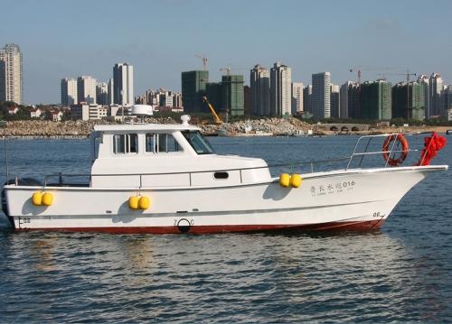 10m recreational fishing boat