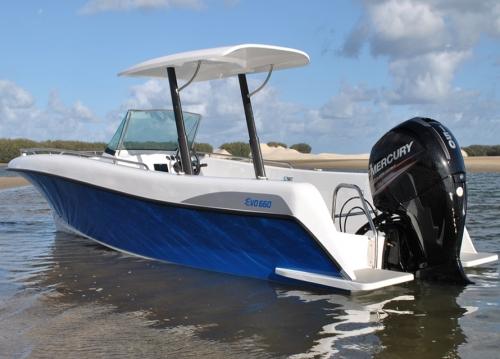 6.6m sport fishing boat