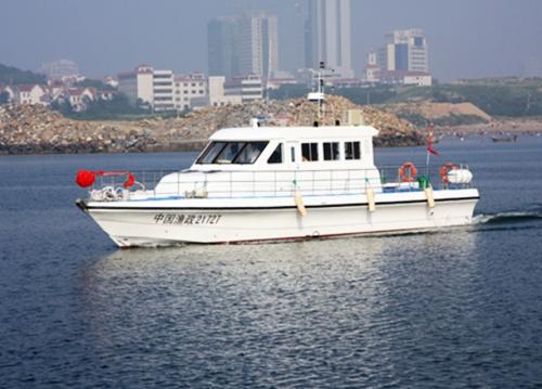 62ft law enforcement boat