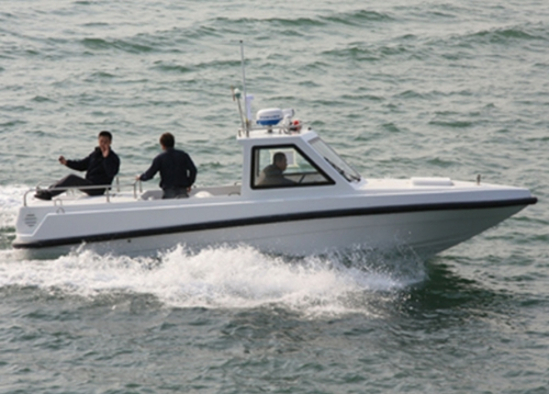 7.2m working boat