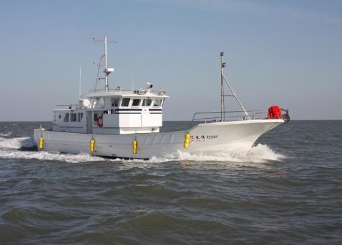 21m fishing boat