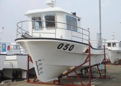 9.60m fishing boat