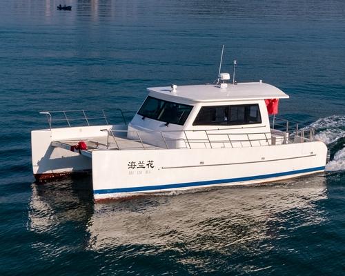39ft catamaran yacht